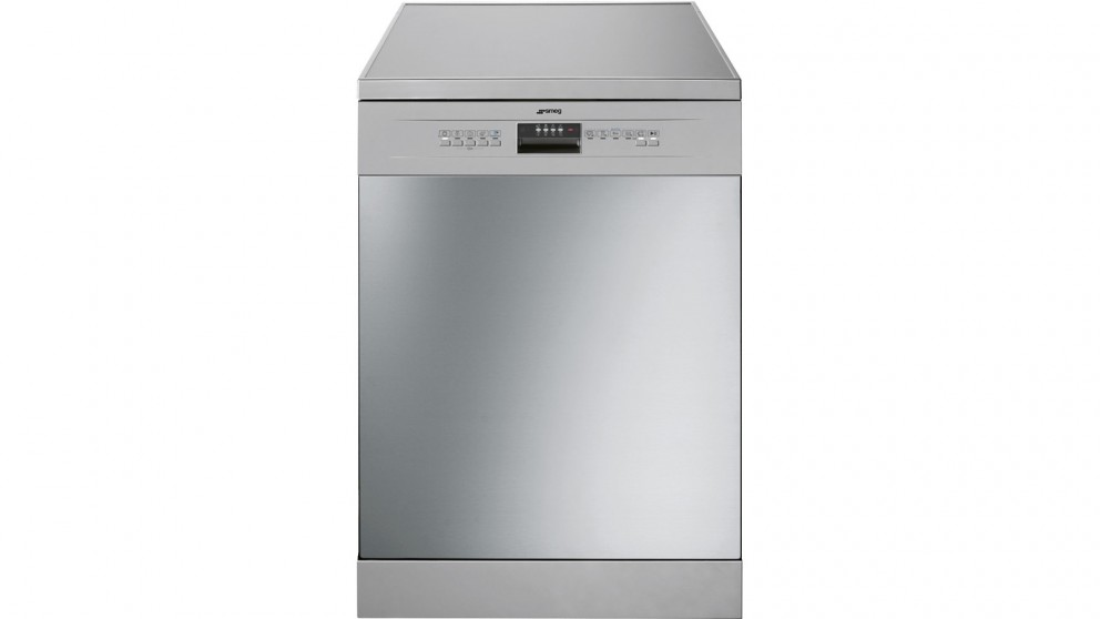 Smeg 14 Place Freestanding Dishwasher - Stainless Steel