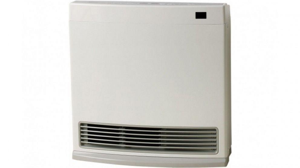Rinnai Dynamo 15 Unflued Gas Convector Heater - White