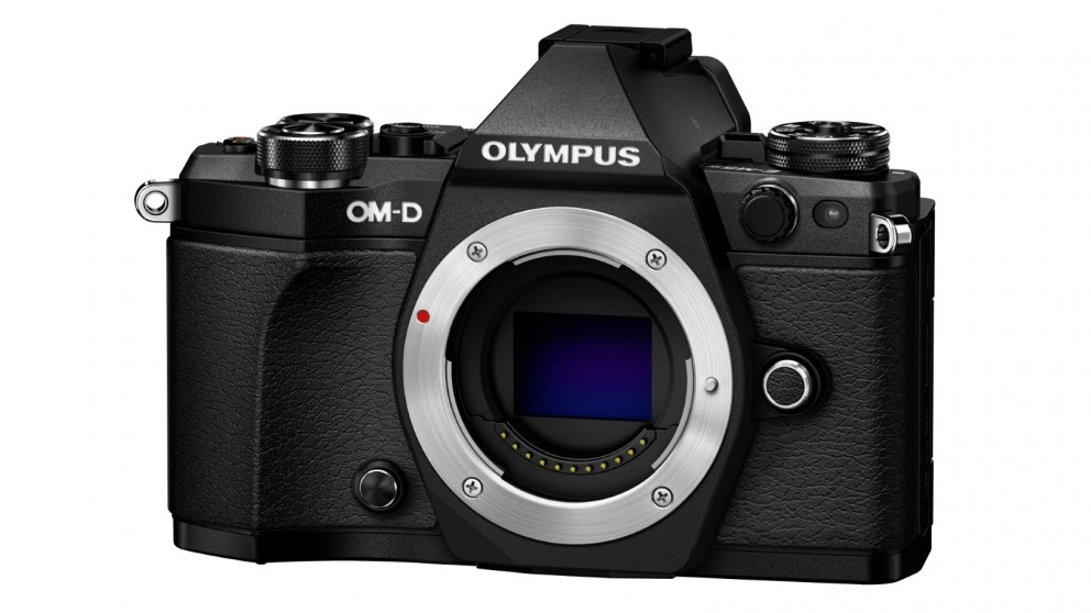 Olympus OM-D E-M5 MKII Mirrorless Camera Body Only