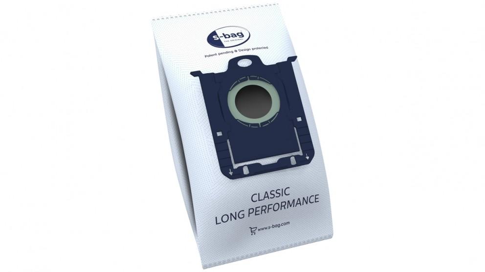 Electrolux s-bag Classic Long Performance Dust Bag - 4 Pack