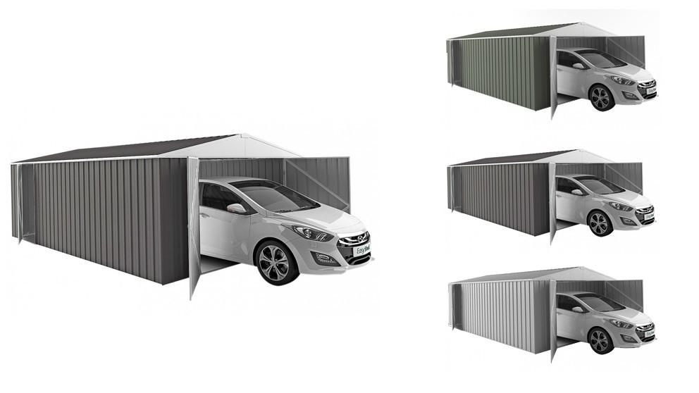 EasyShed 600cm Garage Shed