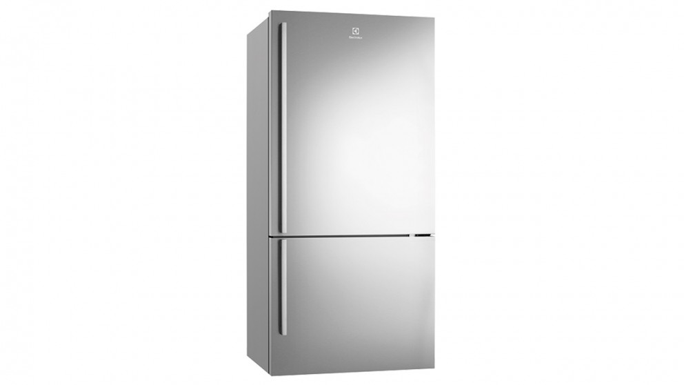 electrolux refrigerator white. electrolux freshzone 530l bottom mount fridge - stainless steel fridges appliances kitchen | harvey norman australia refrigerator white e