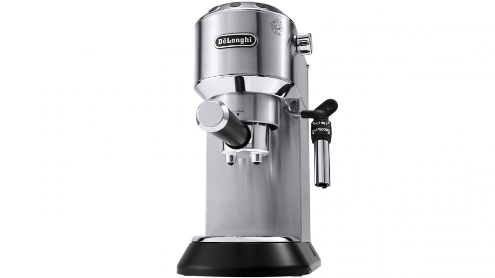 De'Longhi Dedica Pump Espresso Maker - Metal