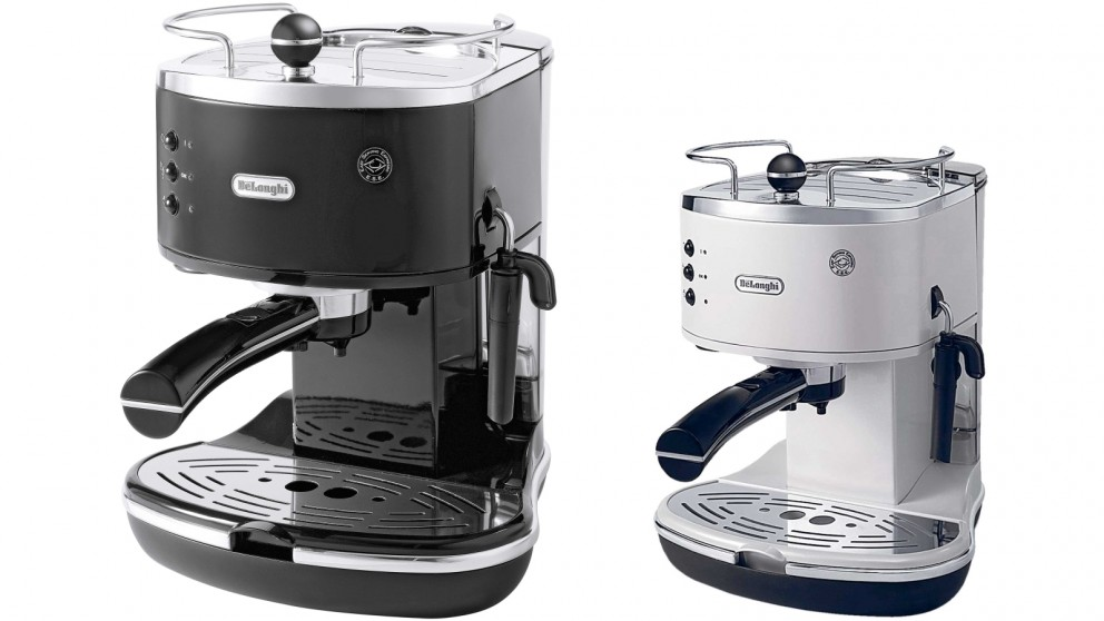 buy delonghi eco310 icona pump espresso coffee machine harvey norman au. Black Bedroom Furniture Sets. Home Design Ideas