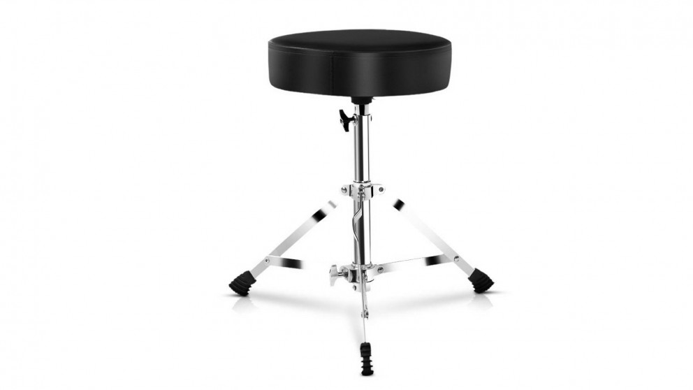 Adjustable Drum Stool or Piano Chair - Black