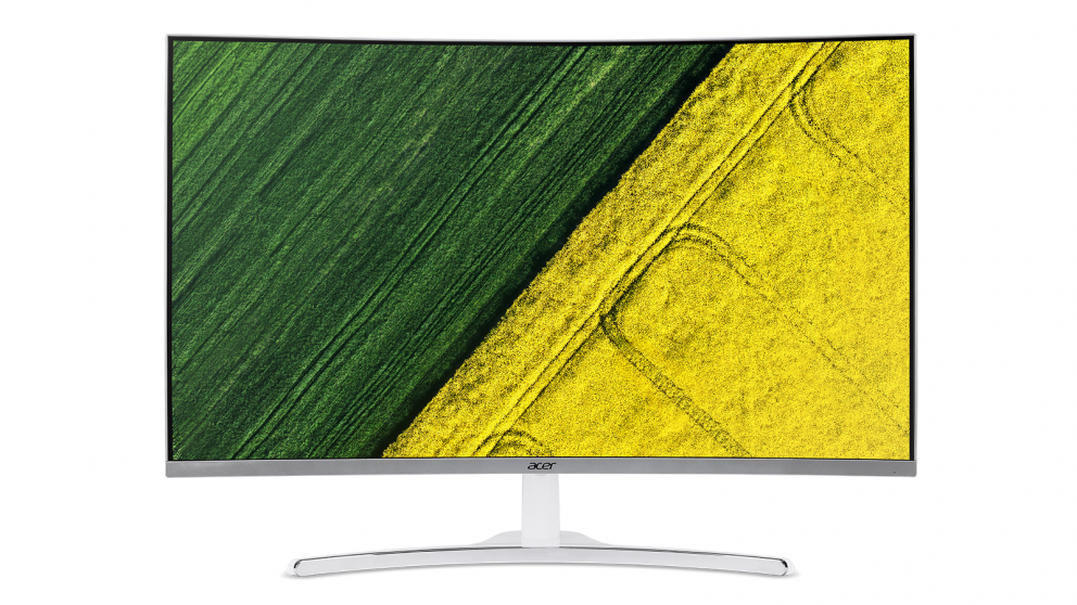 Acer Aspire ED322QA 31.5-inch Full HD Curved Monitor