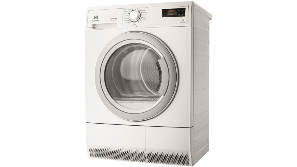 Electrolux 8kg Ultimate Care Heat Pump Condenser Dryer