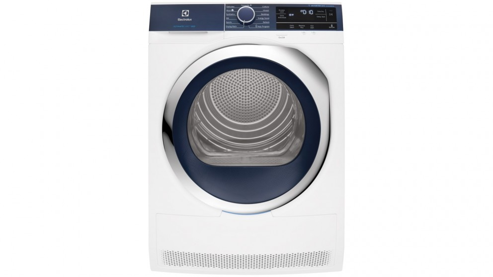 Electrolux 8kg UltimateCare 800 Heat Pump Dryer with WiFi Enable
