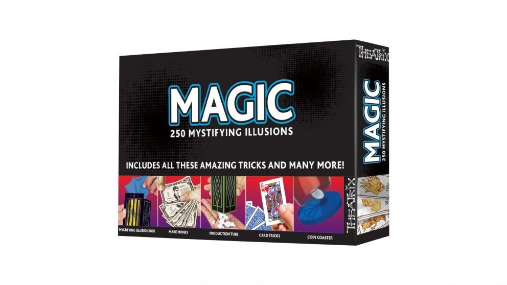 Theatrix Ezama Magic 250 Tricks Black Edition