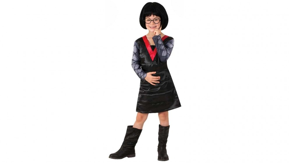 Edna Mode Deluxe 4-6 Years Old Child Costume - Small