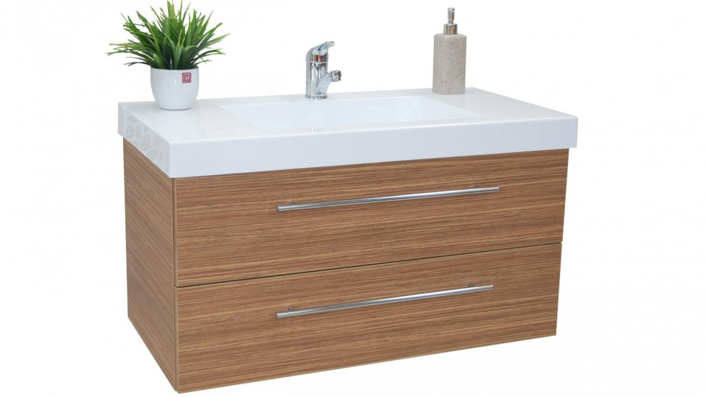 Timberline Grand 750mm Wall Hung Vanity