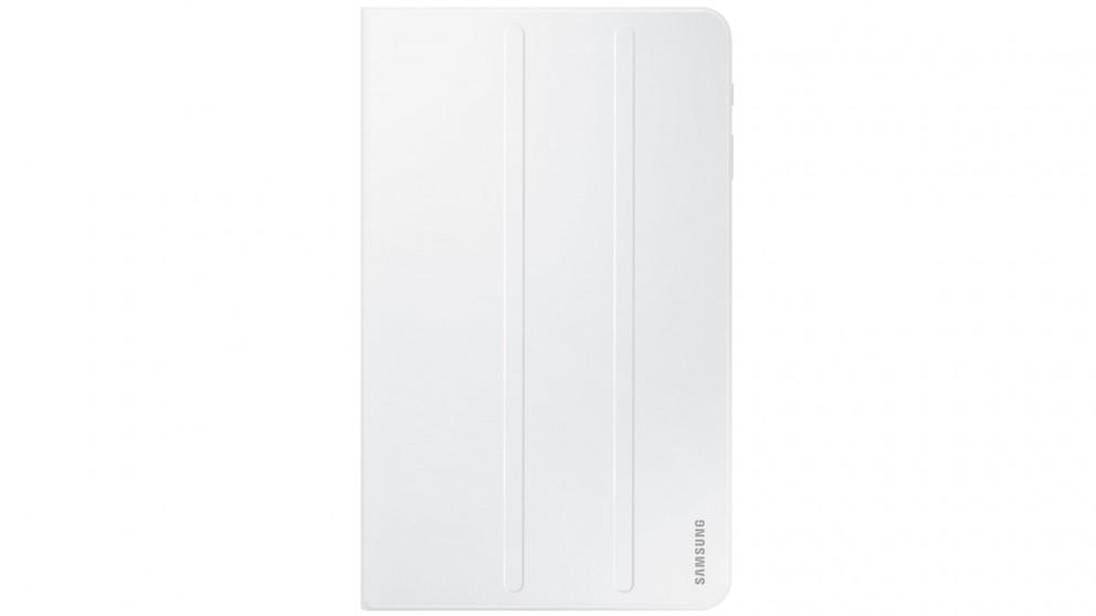 """Samsung Galaxy Tab A 10.1"""" Book Cover - White"""
