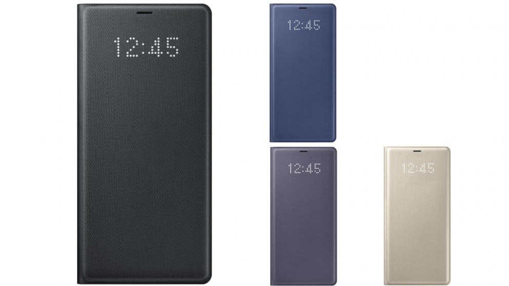 new arrival 0589e db9e2 Samsung Galaxy Note 8 LED Cover