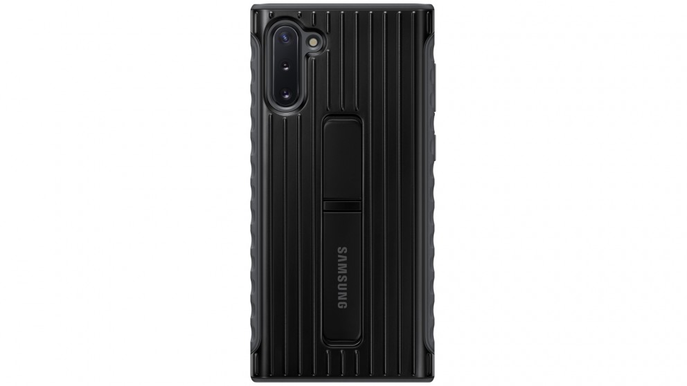 Samsung Galaxy Note10 Protective Standing Cover - Black