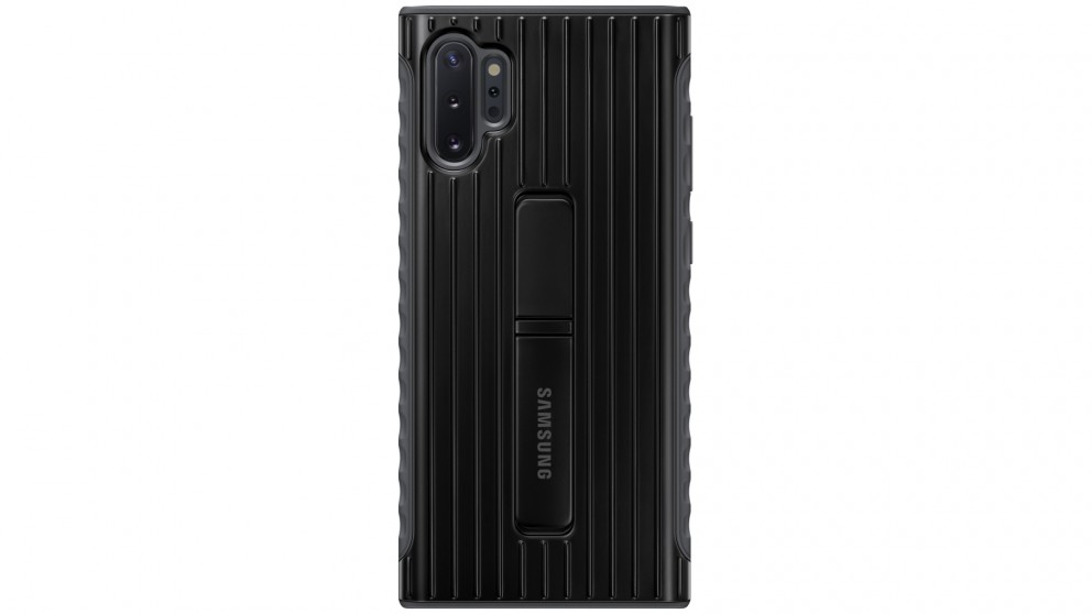 Samsung Galaxy Note10+ Protective Standing Cover - Black
