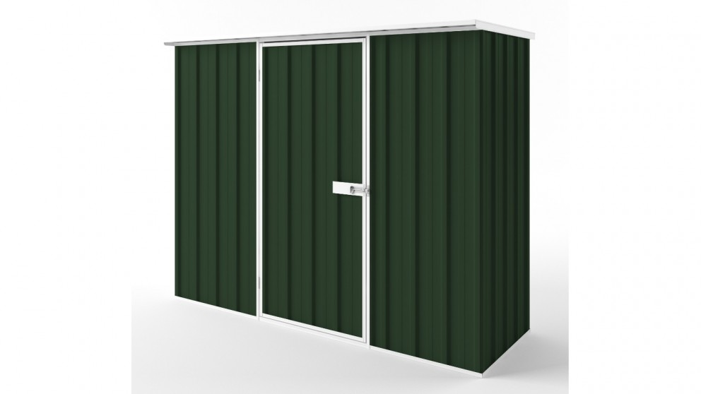 EasyShed S2308 Flat Roof Garden Shed - Caulfield Green
