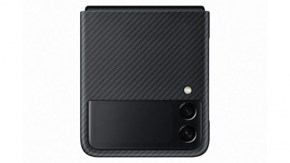 Samsung Galaxy Z Flip3 5G Aramid Cover - Black