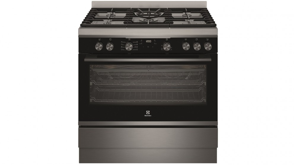 Electrolux 900mm Dual Fuel Freestanding Cooker