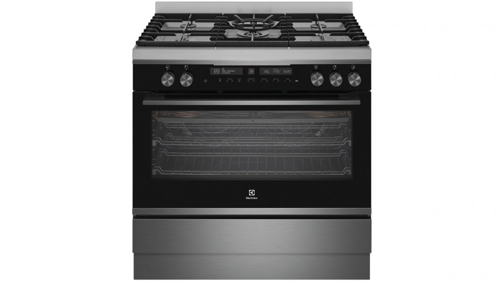 Electrolux 900mm Dual Fuel Pyrolytic Freestanding Cooker