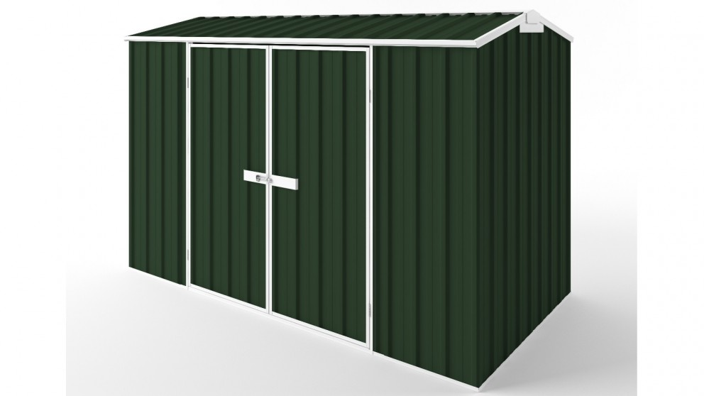EasyShed D3015 Gable Roof Garden Shed - Caulfield Green
