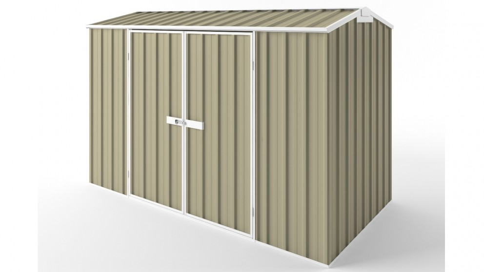 EasyShed D3015 Gable Roof Garden Shed - Wheat