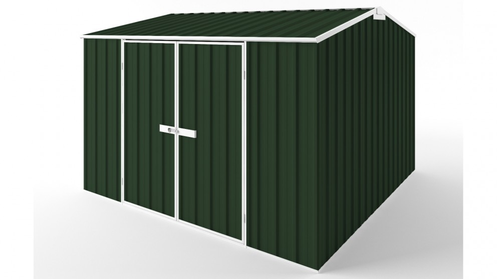 EasyShed D3030 Gable Roof Garden Shed - Caulfield Green
