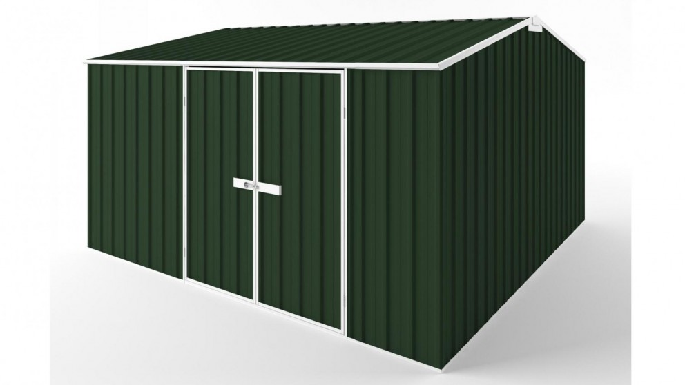 EasyShed D3838 Gable Roof Garden Shed - Caulfield Green