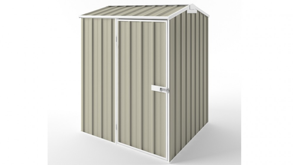 EasyShed S1515 Gable Roof Garden Shed - Merino