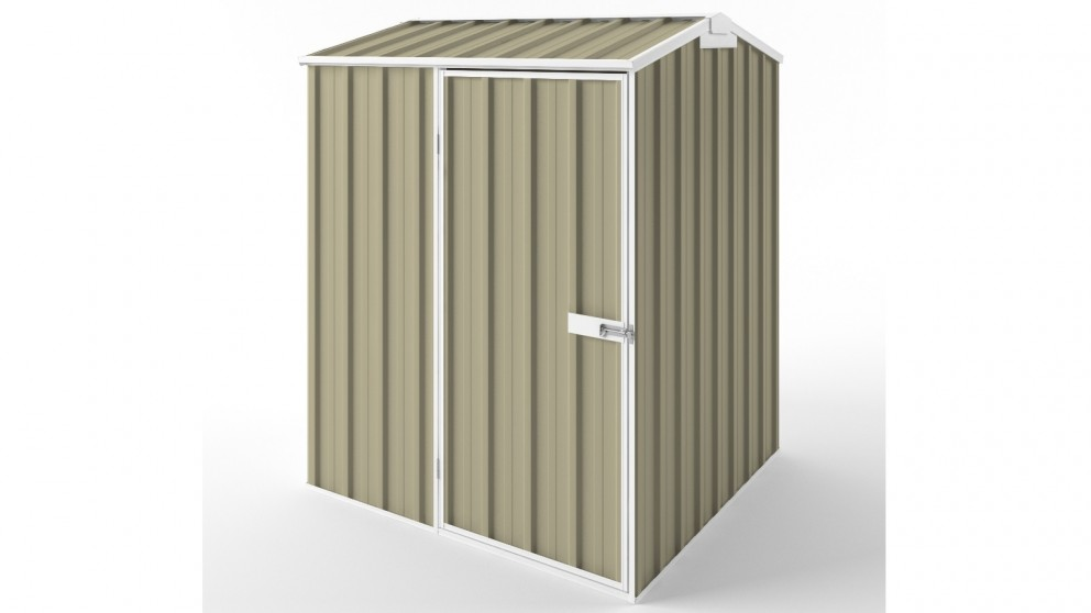EasyShed S1515 Gable Roof Garden Shed - Wheat