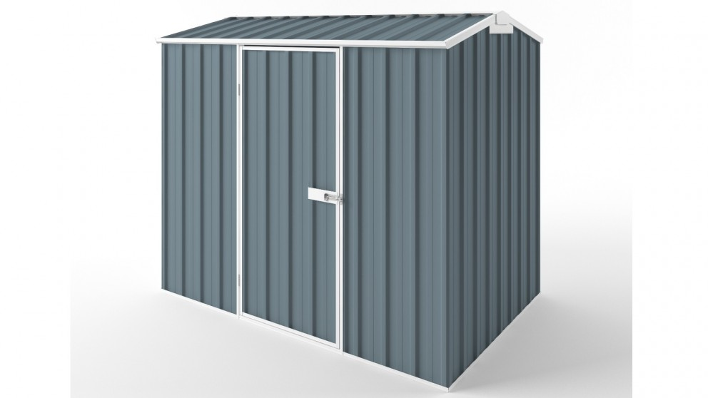 EasyShed S2315 Gable Roof Garden Shed - Blue Horizon