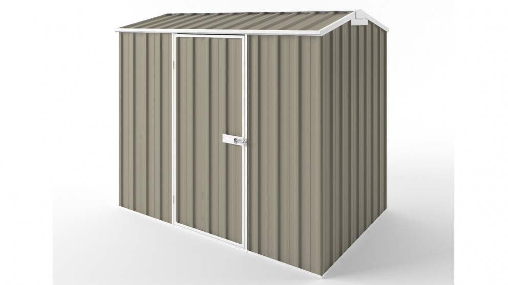 EasyShed S2315 Gable Roof Garden Shed - Stone