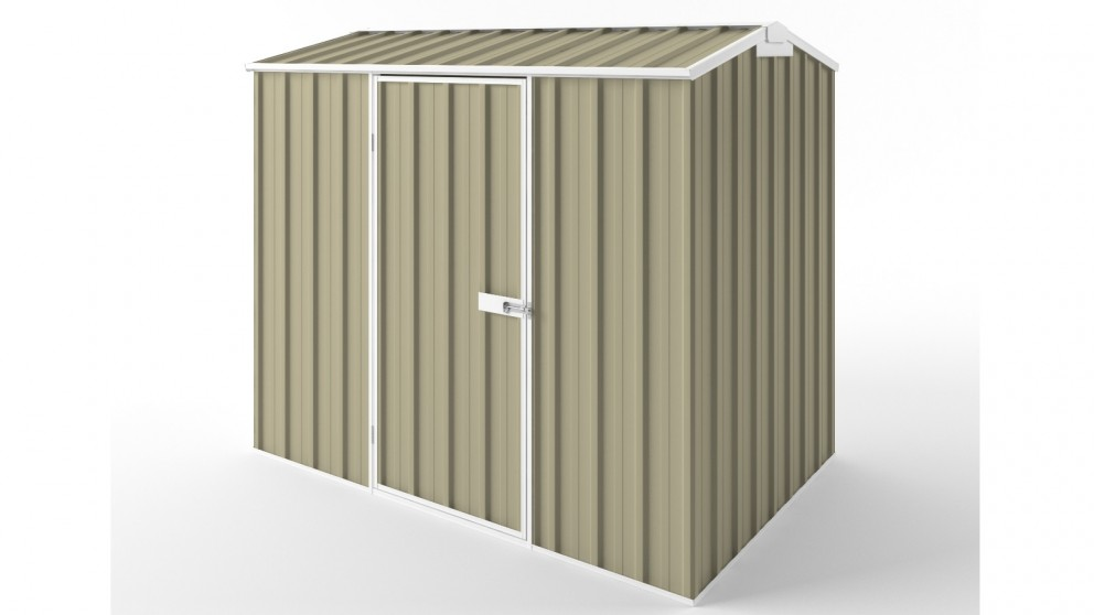 EasyShed S2315 Gable Roof Garden Shed - Wheat