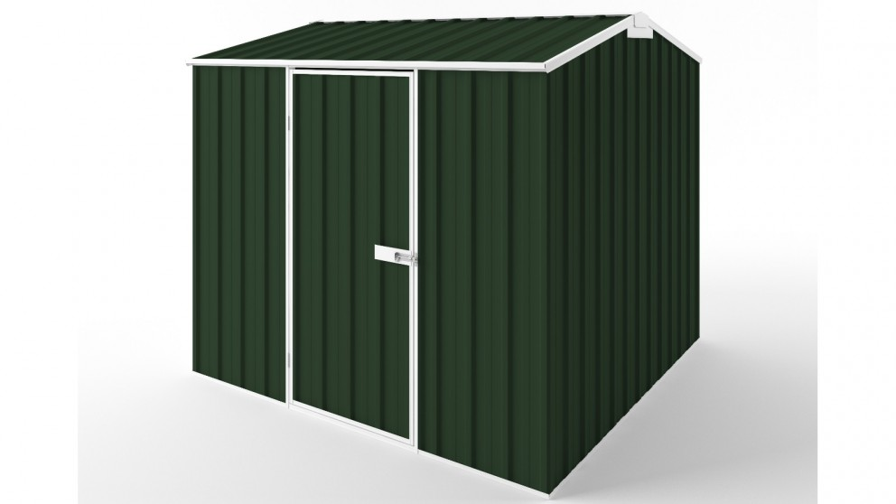 EasyShed S2323 Gable Roof Garden Shed - Caulfield Green