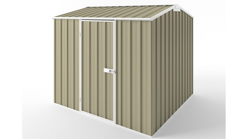EasyShed S2323 Gable Roof Garden Shed - Wheat