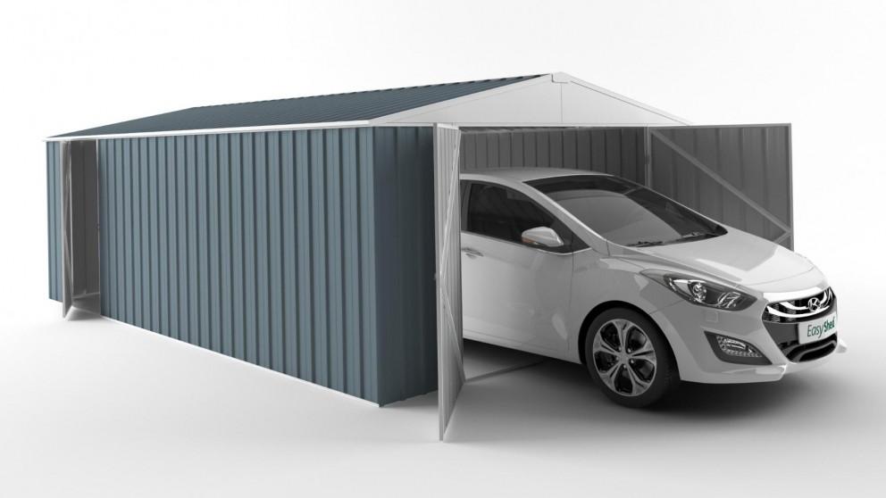 EasyShed 6038 Garage Shed - Blue Horizon