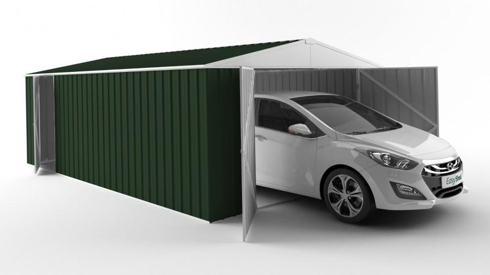 EasyShed 6038 Garage Shed - Caulfield Green