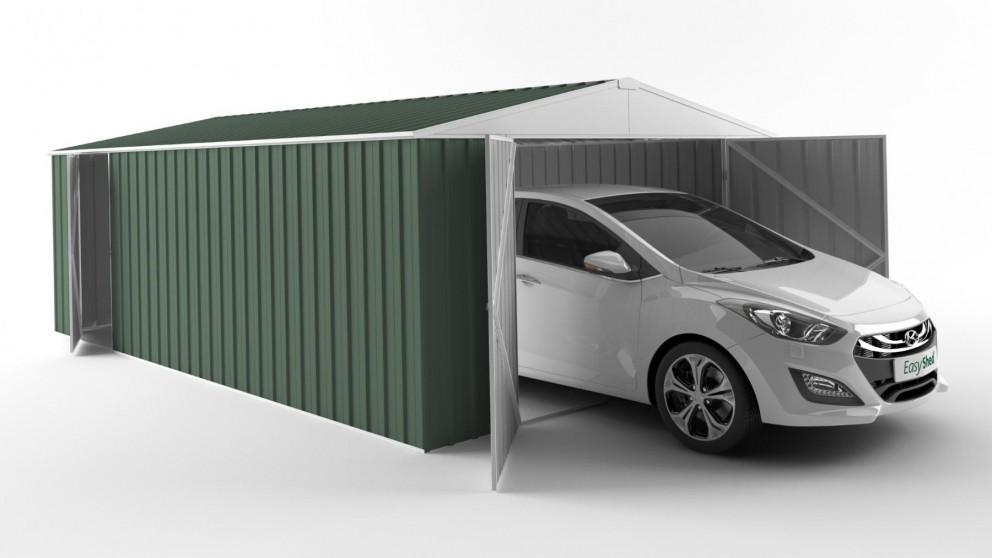 EasyShed 6038 Garage Shed - Rivergum