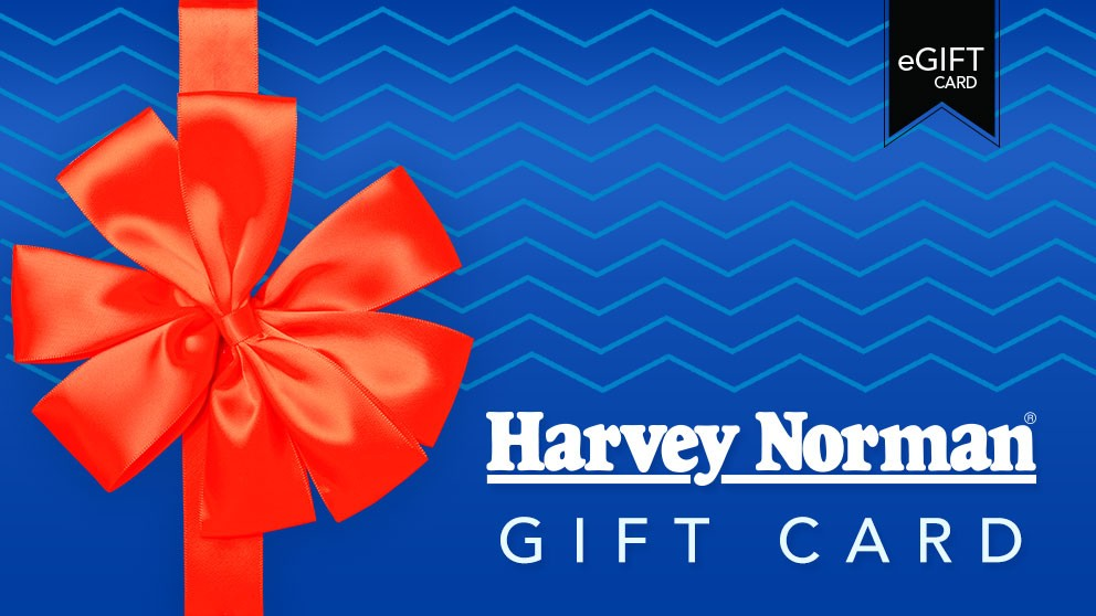 Harvey Norman $50 e-Gift Card - Birthday