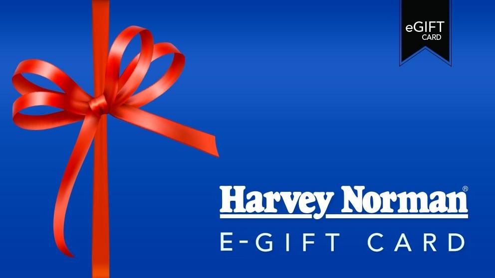 Harvey Norman $1000 e-Gift Card