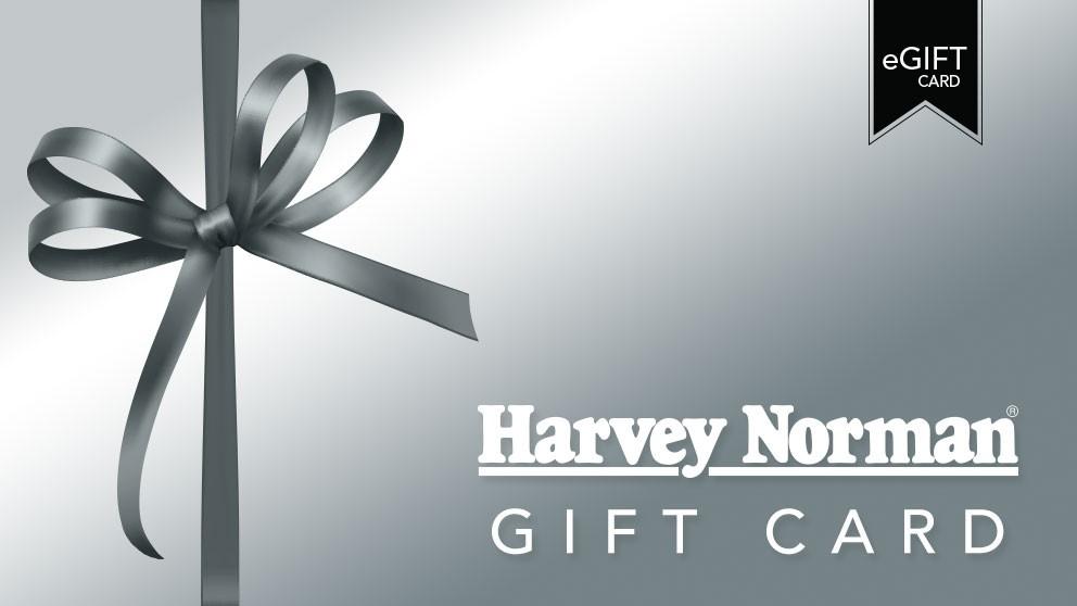 Harvey Norman $5 e-Gift Card - Wedding