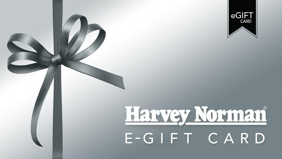 Harvey Norman $500 e-Gift Card - Wedding