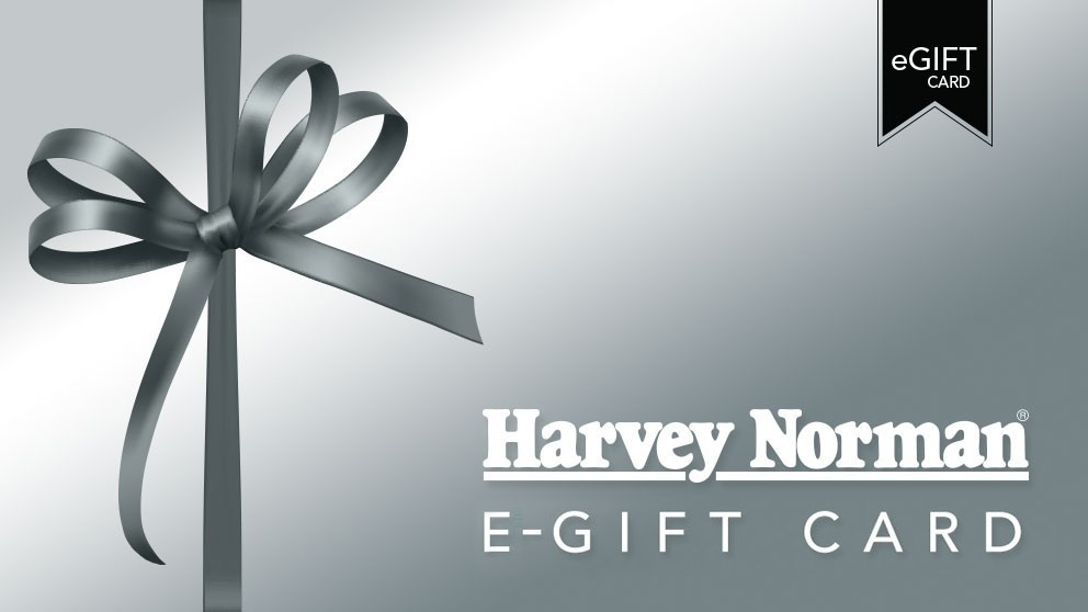 Harvey Norman $50 e-Gift Card - Wedding