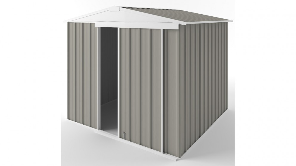 EasyShed S2323 Gable Slider Garden Shed - Birch