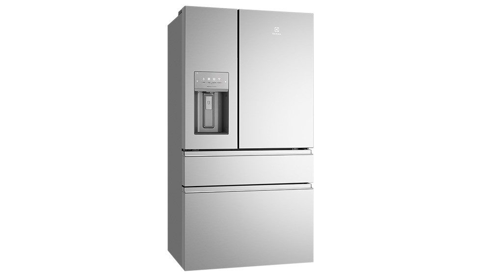 Electrolux 681L Stainless Steel French Door Fridge