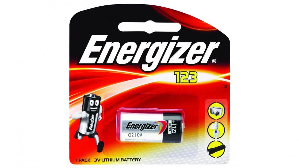 Energizer Lithium Photo 123 3V Battery