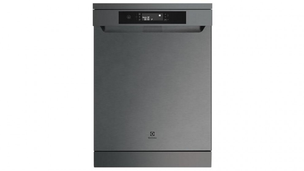 Electrolux ESF6767KXA 15 Place Setting Freestanding Dishwasher - Dark Stainless