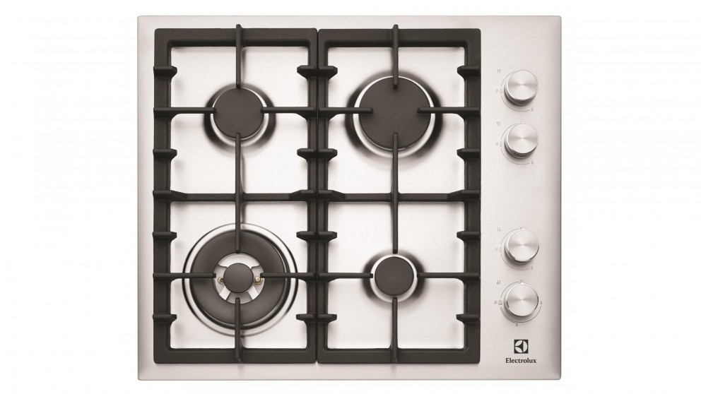 Electrolux EHG643SA 600mm Gas Cooktop