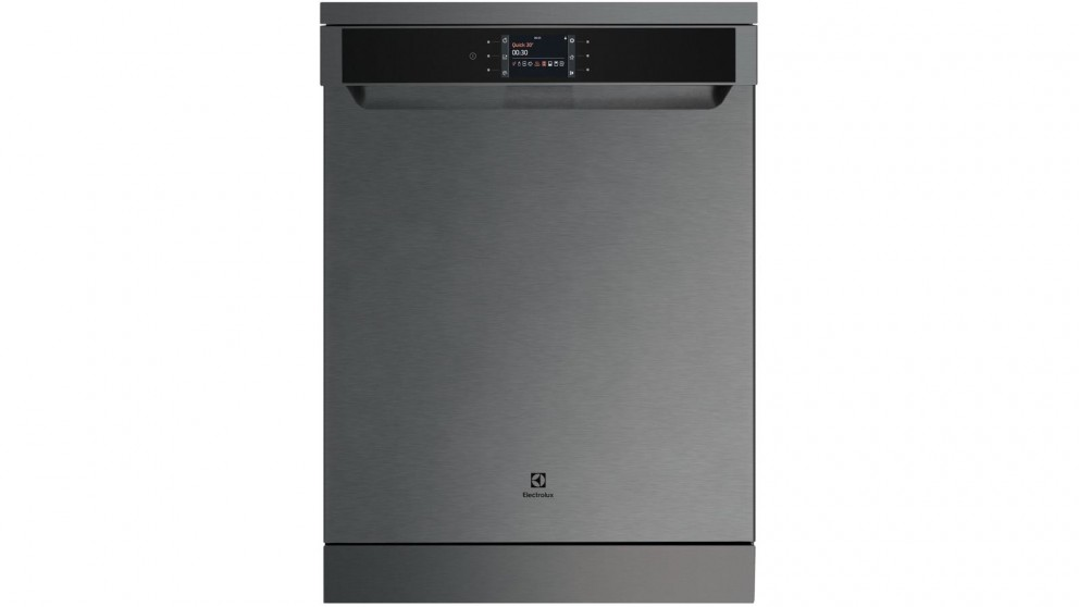 Electrolux ESF6768KXA 15 Place Setting Freestanding Dishwasher with AirDry- Dark Stainless