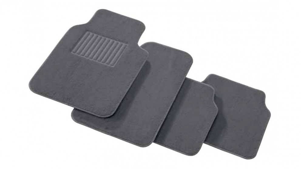 Carfit Elite Carpet Car Floor Mat 4 Piece Set