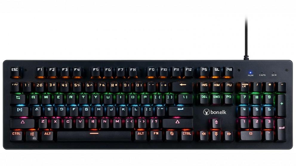 Bonelk Gaming RGB Mechanical Keyboard USB